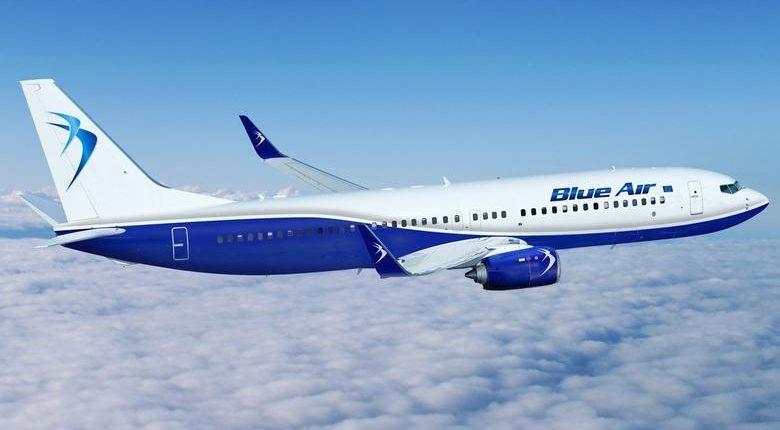 Blue Air își suspendă zborurile regulate